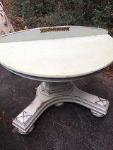 shabby shic mint table in Kingwood, Texas