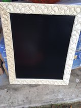 large shabby chic chalkboard in Kingwood, Texas