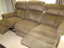 La-Z-Boy Dual Recliner Sofa in Vista, California