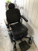 Motorized Wheel Chair-Quantaum Brand in Fort Polk, Louisiana