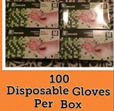 Disposable Gloves (M) in Warner Robins, Georgia
