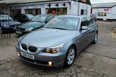 **BMW 525i SE ONLY 35,000 MILES!!**FREE ROAD TAX!! 6 MONTHS WARRANTY!! in Lakenheath, UK