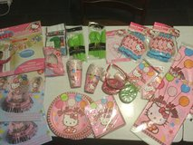 Hello Kitty Party Supply Pack for 16 Guests in Wiesbaden, GE