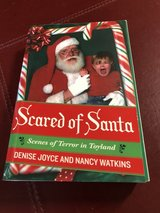 """Scared of Santa"" Book - Pictures of Scared Kids on Santa's Lap in Naperville, Illinois"