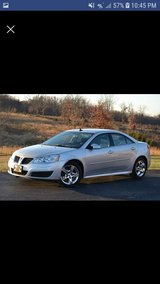 2010 Pontiac G6 in Fort Leonard Wood, Missouri