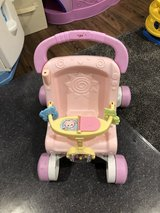 Pink Doll Stroller in Joliet, Illinois