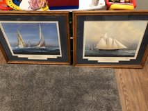 2 Gorgeous Professionally Framed Pictures in St. Charles, Illinois