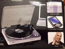 USB TURNTABLE to convert vinyl to digital - BRAND NEW IN BOX in Plainfield, Illinois