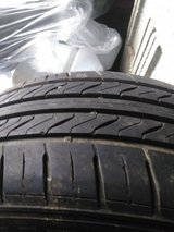 2 tires 225/60/16 in Dover, Tennessee