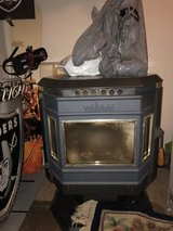 Whitfield Pellet Stove in Fairfield, California