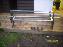rhino roller bar roof rack in Lakenheath, UK