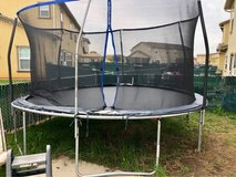 Free Trampoline in Vista, California