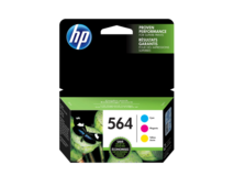 HP 564 Ink Cartridge: Cyan Magenta & Yellow 3 Ink Cartridge in Ramstein, Germany