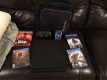 1TB PS4 Red Dead Redemption 2 Bundle in Ramstein, Germany
