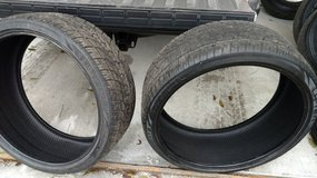 (4)305/30/26 TIRES in Beaufort, South Carolina