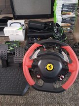 Xbox 360 slim and accessories in Ansbach, Germany