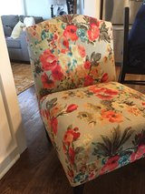 Floral Side Chair in Bartlett, Illinois