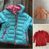 Girls jackets and sweaters size 5T in St. Charles, Illinois