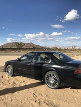 1996 Nissan Maxima in Yucca Valley, California