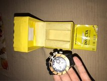 never used invicta diving watch in Okinawa, Japan