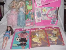 Barbie cards, doll in Barstow, California