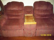 Double Recliner in Fort Polk, Louisiana