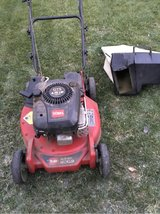 Toro Mulching Mower 6.75 hp - comes with rear bag in Shorewood, Illinois