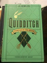Fantastic Beasts & Quidditch through the ages in Kingwood, Texas