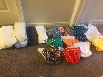 cloth diapers lot in Fort Polk, Louisiana