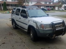 2001 nissian xterra 2wd AS IS in Goldsboro, North Carolina