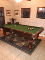Pool Table & Pub Table in Coldspring, Texas