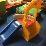 Fisher price climber and slide in Naperville, Illinois