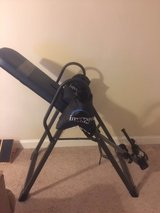 "Ironman Inversion Table - Up to 6'6"", 350 Lbs.- Like New! in Warner Robins, Georgia"
