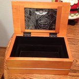 100th Anniversary Harley Davidson Jewelry Box Excellent  condition never used in Fairfield, California