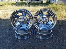 "15"" Chevy wheels in Fairfield, California"