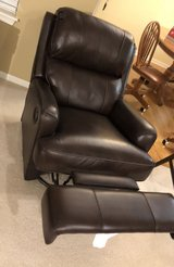 2 leather recliners ( swivel too)! in Bartlett, Illinois