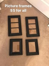 Picture frames in Fort Drum, New York