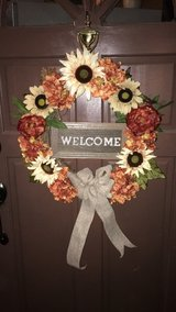 Country Side Wreath in Beaufort, South Carolina