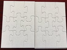 24 Blank DIY Puzzles in Okinawa, Japan