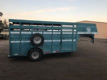 1993 Hillsboro HorseLivestock Trailer in Fort Sam Houston, Texas