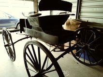 One horse buggy carriage wagon in Fairfield, California