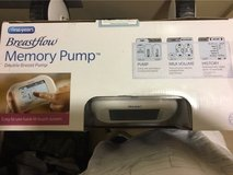 NIB The First Years Memory Double Breast Pump in Okinawa, Japan
