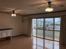 2 BED 1 BATH APARTMENT AVAILABLE NOW IN CHATAN in Okinawa, Japan