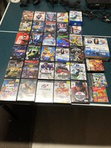 PlayStation 2 System, 30+ Games and Accessories in Naperville, Illinois