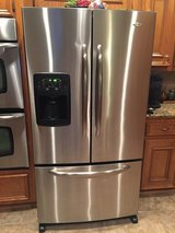 Maytag appliance bundle.  Refrigerator, wall double oven, dishwasher,  microwave. in Kingwood, Texas