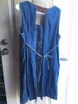 handmade denim apron in Hinesville, Georgia