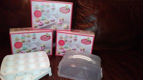 Mini cupcake caddy bundle in The Woodlands, Texas