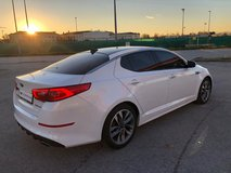2014 Kia Optima SX TURBO in Vicenza, Italy