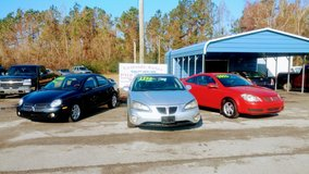 CHRISTMAS SPECIAL! 3 CARS FOR UNDER $2400 EACH in Camp Lejeune, North Carolina