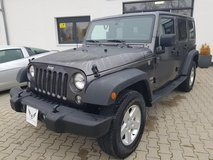 2016 Jeep Wranger Unlimited in Ansbach, Germany